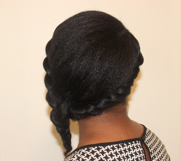 back view twists